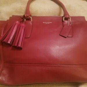 Coach bag like new!